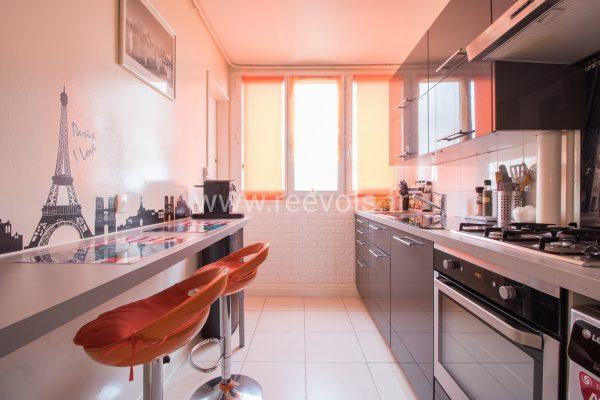 Appartement 3 pièces, Le Pecq