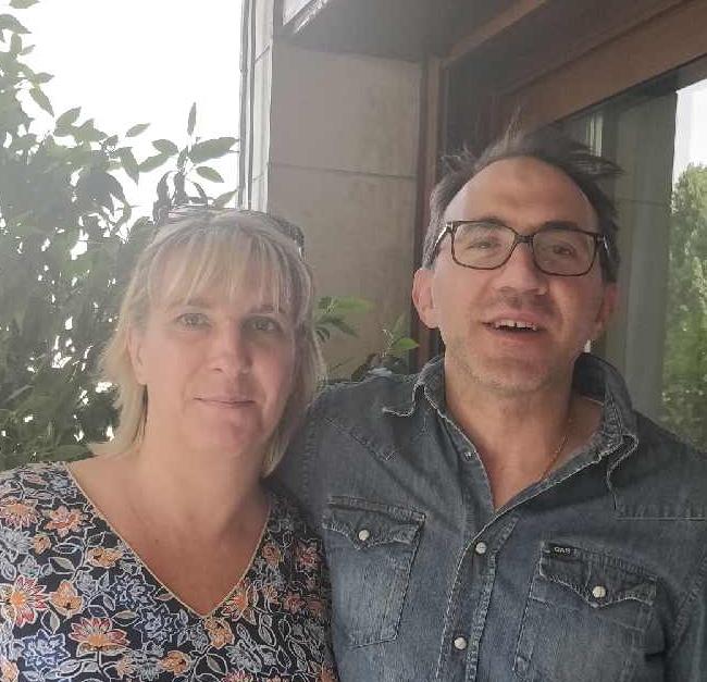 Frédérique & Salvatore C.